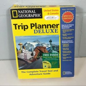 National Geographic Trip Planner